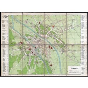 Historische Karte Potsdam.Die Grosse Sammlung Historische Stadtplane Von Deutschland